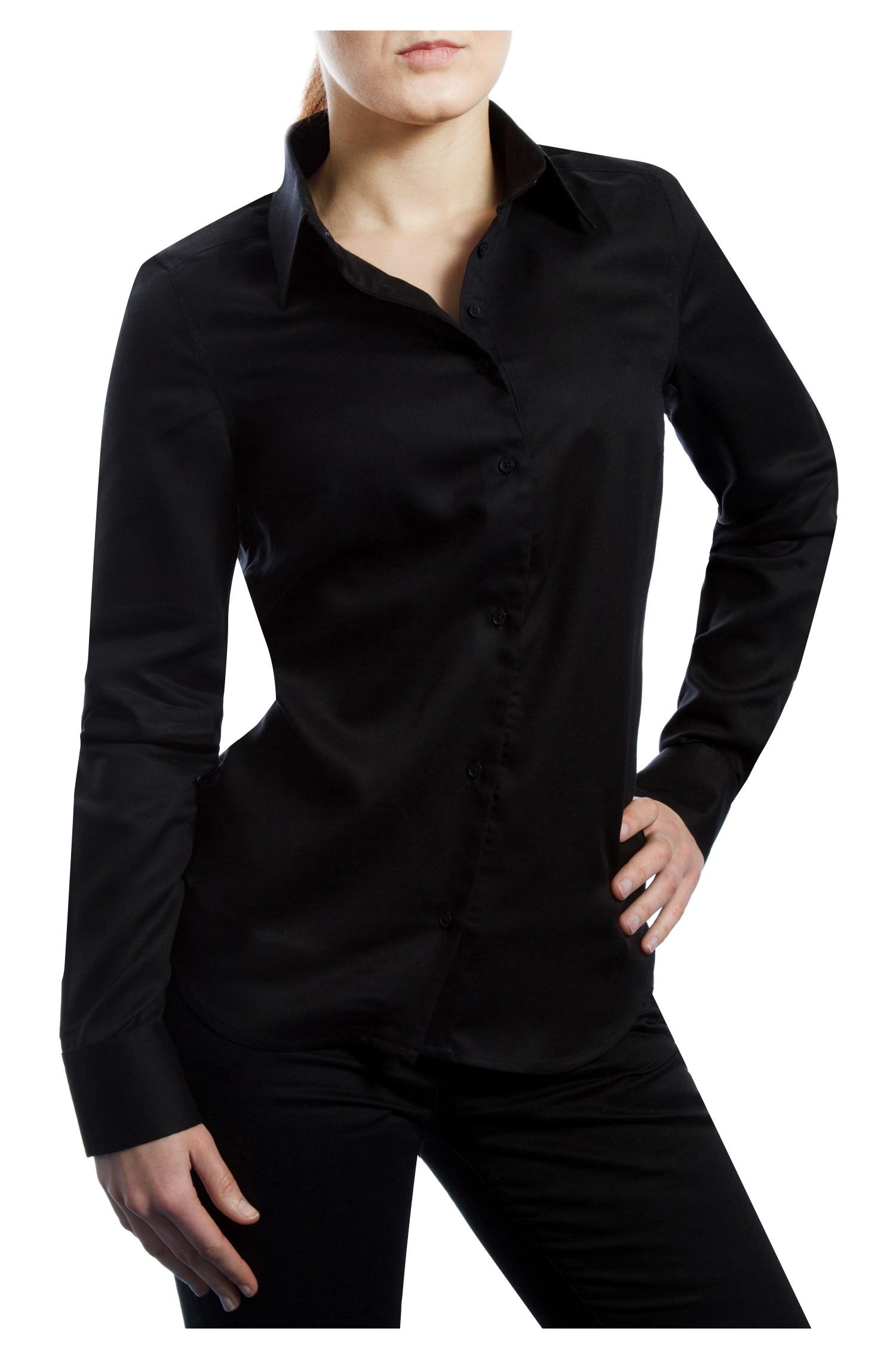 slim fit business black tencel shirts by detime ref 179 00 this slim. Black Bedroom Furniture Sets. Home Design Ideas