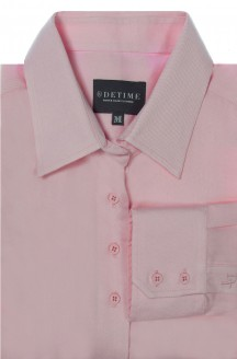 CHEMISE BUSINESS - ROSE ALLURE