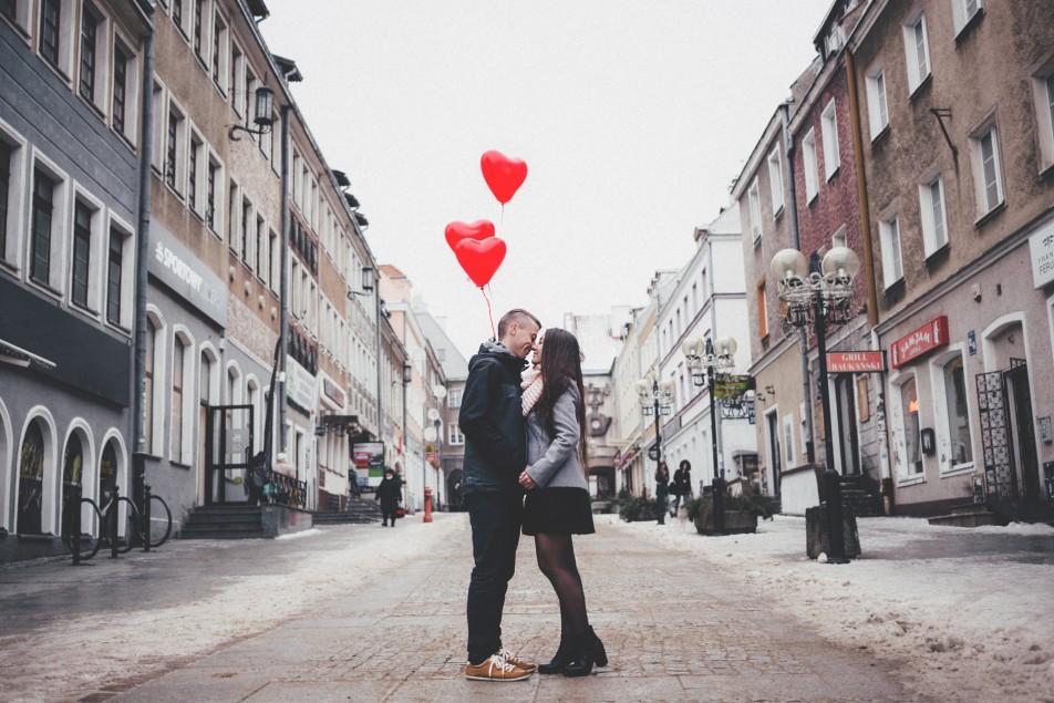 Que porter le jour de la Saint-Valentin?
